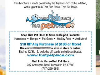 That Pet Place Coupon