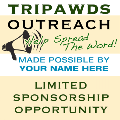 Tripawds Outreach Sponsor