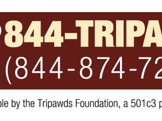 tripawds helpline number