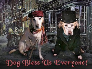 dog bless us everyone