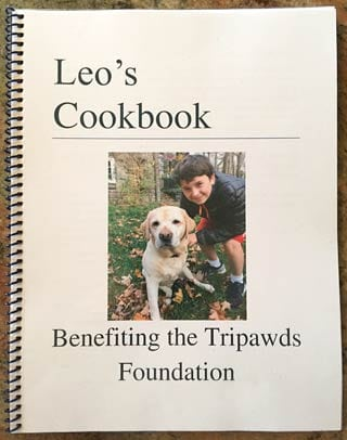 Leo's Tripawds Cookbook