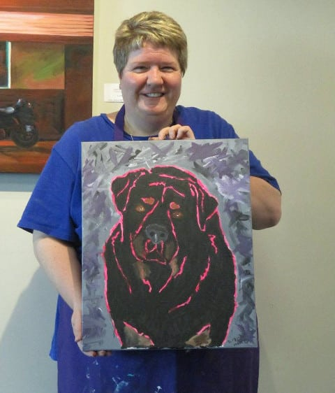 Tripawds Foundation Supporter Michelle