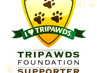Tripaws Foundation Supporter Badge