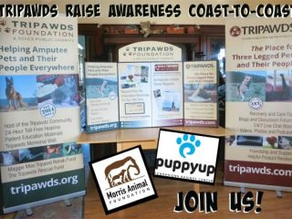Tripawds events