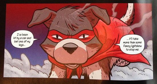 A Piggy's Tale Comics