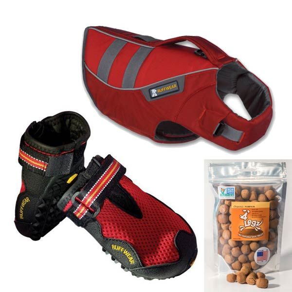Ruff Wear Gear And Dog Treats