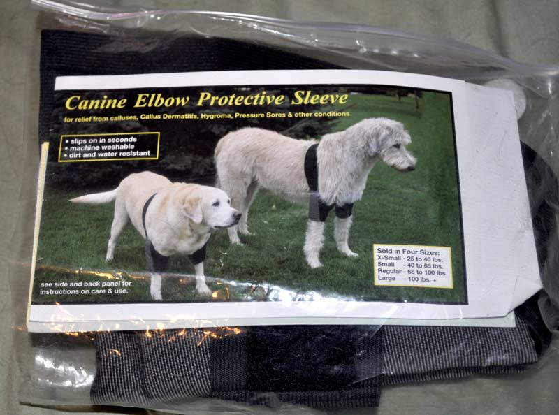Large Dog Elbow Pads