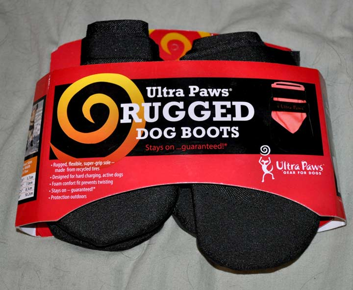 Ultra Paws Rugged Dog Boots Large Tripawds Foundation