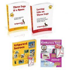 Tripawds E-books