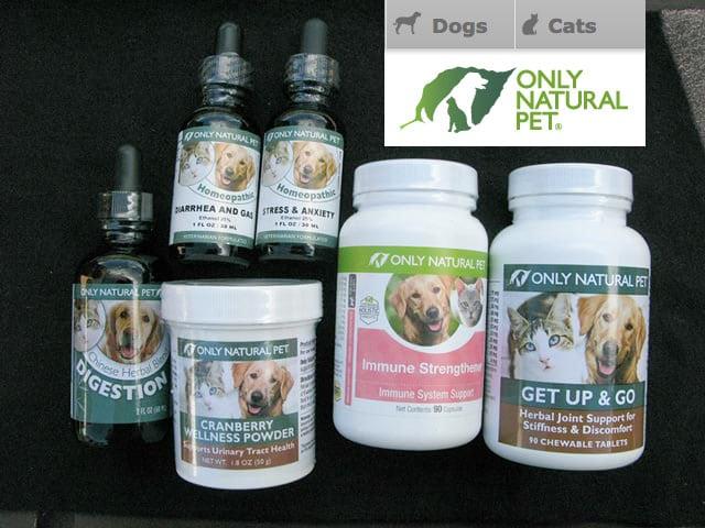 Only Natural Pet Bundle for Dog or Cat