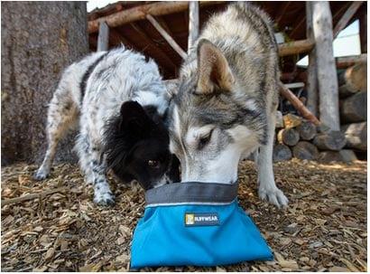 Ruffwear Quencher Dog Bowl