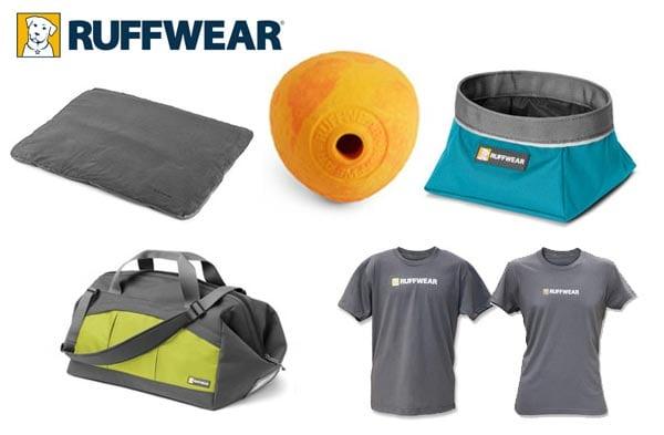 ruffwear dog gear bundle