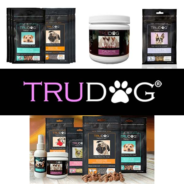 TruDog Food and Supplements