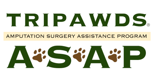 Tripawds ASAP Vet Care Fund