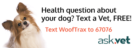 Wooftrax Ask A Vet