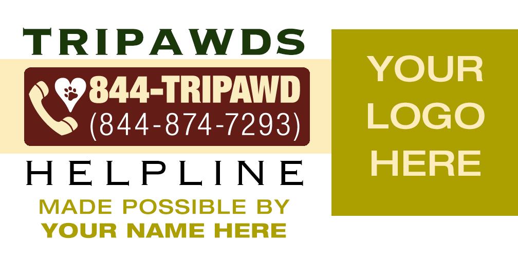 tripawds helpline sponsor