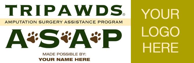 tripawds asap sponsor