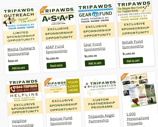 tripwds sponsorship programs