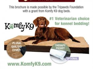 Komfy K9 Tripawds Brochure