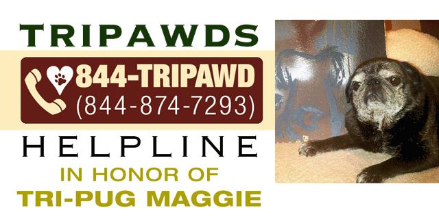 Tripawds Helpline