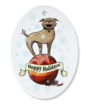 tripawds ornament