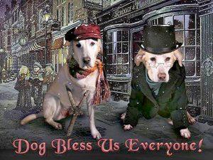 dog bless us
