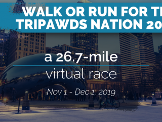 Run for Tripawds Foundation 2019