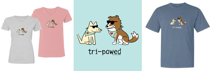 tri-pawed