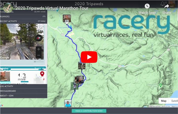 ravery virtual marathon app