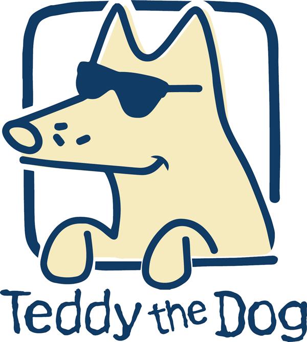 teddy the dog
